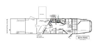 horse trailer living quarter floor plans floorplans merhowmerhow