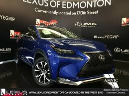 blue lexus nx 2016 ultra sonic blue lexus nx 200t awd f sport series 3 in depth