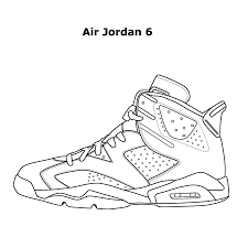 da vinci air jordan coloring book noveltystreet