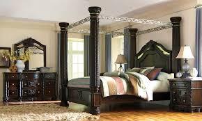 bedroom glamorous bedroom furniture sets canopy queen