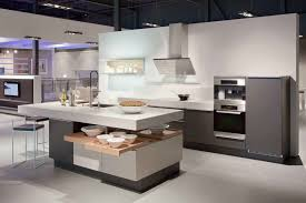 Poggenpohl Kitchen Cabinets Contemporary Kitchen Wooden Island Lacquered Modo By