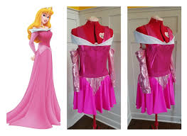 Princess Aurora Halloween Costume Custom Princess Aurora Disney Sleeping Beauty Inspired Running