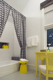 New Orleans Style Bathroom Drop Cloth Curtains For A Transitional Dining Room With A Dining