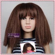 toddler halloween wigs dora the explorer kids children halloween wigs fits from