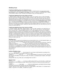 vow renewal ceremony program 20 traditional wedding vows exle ideas you ll