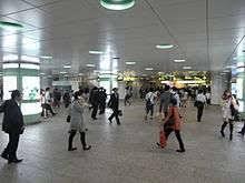 File Musashi Sakai Eki Tokyo Jpg Wikipedia by Shinjuku Station
