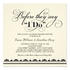 couples wedding shower invitations wedding shower invitation couples wedding shower invitation