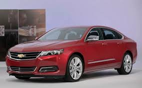feature flick behind the scenes of the 2014 chevrolet impala u0027s design