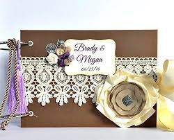 Custom Wedding Album Amazon Com Kristabella Creations Wedding Albums Wedding