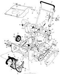 mtd snow champ mdl pj 602 8431 parts diagrams