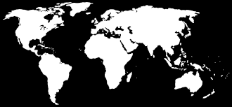 Map Of World Blank by Blank Maps Of The World With Transparent Areas Outline World Map