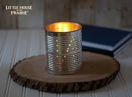 laura ingalls wilder u0027s tin can lantern diy