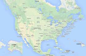 map usa states capitals us states major cities map