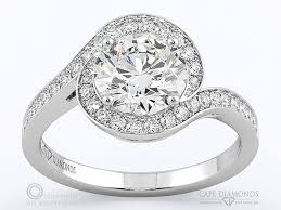 wedding rings cape town halo engagement wedding ring collection cape diamonds
