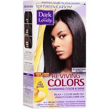 Black Hair Meme - dark and lovely reviving colors nourishing color shine radiant