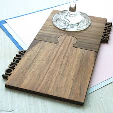 Cutting Laminate Flooring Jigsaw Set Of Two Personalised Cut Out Coasters By Wood Paper Scissors