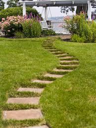 Backyard Walkway Ideas by Backyard Walkway Ideas Zandalus Net