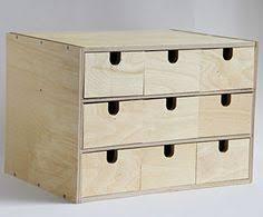 Wood Desk Drawer Organizer Ikea Fira Birch Wooden Storage Chest Box With 5 Drawers Wood