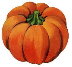 thanksgiving pumpkin clipart image 134