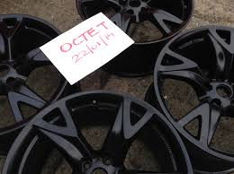 nissan 370z uk for sale sold 370z oem matte black powder coated wheels for sale 350z