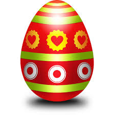 easter egg easter egg psd template freebies psd templates