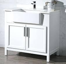 farm sink vanity farmhouse bathroom vanity u2013 sayart me