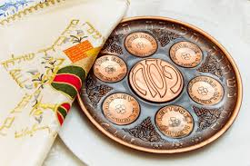 messianic seder plate the story of the seder plate chosen ministries