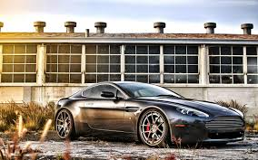 aston martin front black aston martin db9 front side view wallpaper car wallpapers