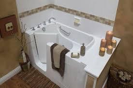 walk in bathtub technology