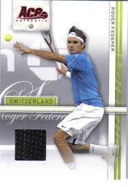 tennis trading card set seems like a gamble
