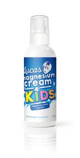 lucas magnesium cream 4 kids agate massage services