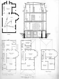 Victorian Home Floor Plan by Instant House September 2011