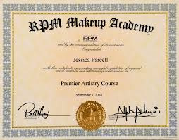 makeup artistry certification online makeup fanatic me filling that space in the trophy