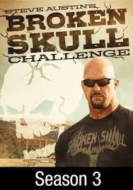 Challenge And Steve Vudu Steve S Broken Skull Challenge Season 3 Steve