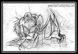 ghostprint gallery original art page 10 zombie sketch 2
