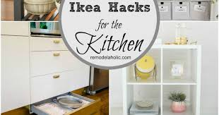 ikea broom closet remodelaholic 10 ingenious ikea hacks for the kitchen
