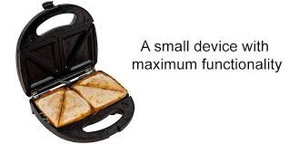 Toaster With Sandwich Maker 5 Best Sandwich Makers Reviews Of 2017 Bestadvisor Com