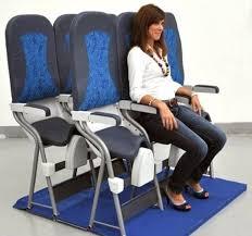 Aircraft Interiors Expo Americas Skyrider U0027saddle U0027 Plane Seats Launched At Aircraft Interiors Expo