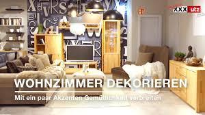 Dekoration Wohnzimmer Diy Diy Dekoration Gemütliches Wohnzimmer Xxxlutz Youtube