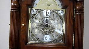 Howard Miller Grandfather Clock Value Grandfather Clock Youtube
