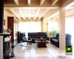 interieur maison bois contemporaine maisons bois chauvin en fond d u0027écran
