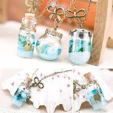 bottle necklace aliexpress images Ocean sea fashion bottle glass pendant mermaid tears shells star jpg