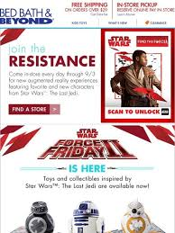 Bed Bath And Beyond Shipping Bed Bath And Beyond The Best Way To Celebrate Force Friday Milled