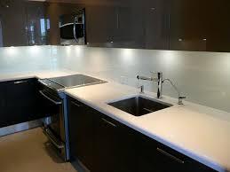 Best Glass Backsplashes Images On Pinterest Backsplash - Glass kitchen backsplash