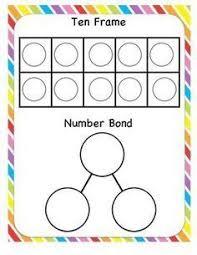 25 number bonds 20 ideas number bonds
