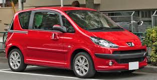 peugeot 102 car sliding doors and leds the peugeot 1007
