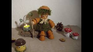 decoration avec des pots en terre cuite mon petit bonhomme en mousse youtube