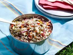 black eyed pea basmati salad recipe fieri food network
