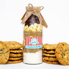 christmas cookie mix cookie mix in a milk bottle teachers gifts