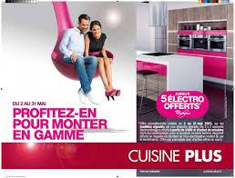 publicité cuisine franchise déco cuisine plus dévoile sa nouvelle cagne de publicité
